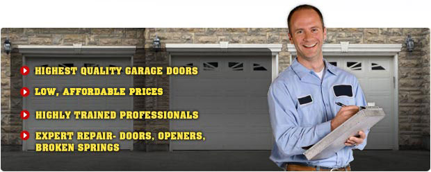 San Bernardino Overhead Garage Door Repair