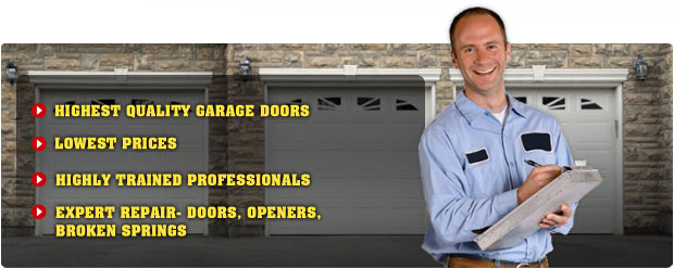 Carson Garage Door Repair